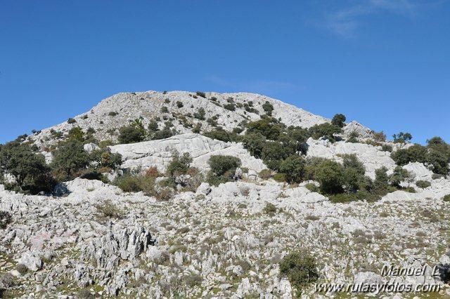 Subida al Pico del Encinar