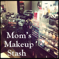 Mom's Makeup Stash