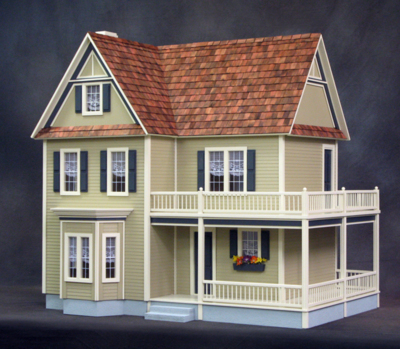 Little Darlings Dollhouses Victoria 39 S Farmhouse