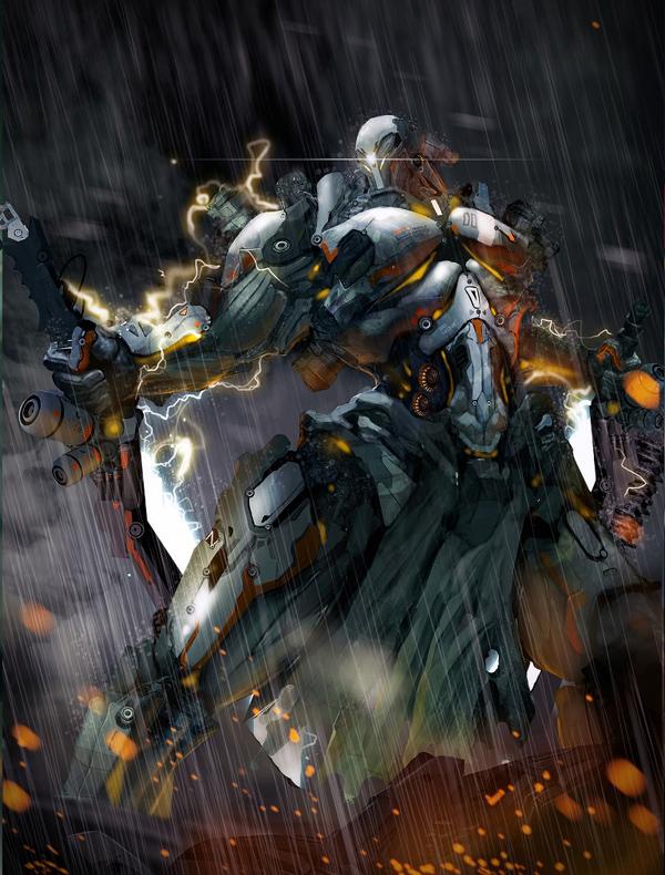 Galaxy Pirates: Loạt ảnh cực chất về Thorth và Sekmeth 1
