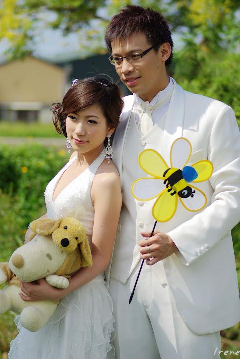 Irene 婚紗跟拍