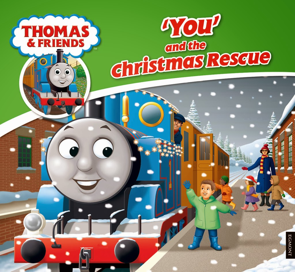 personalised picture books for christmas