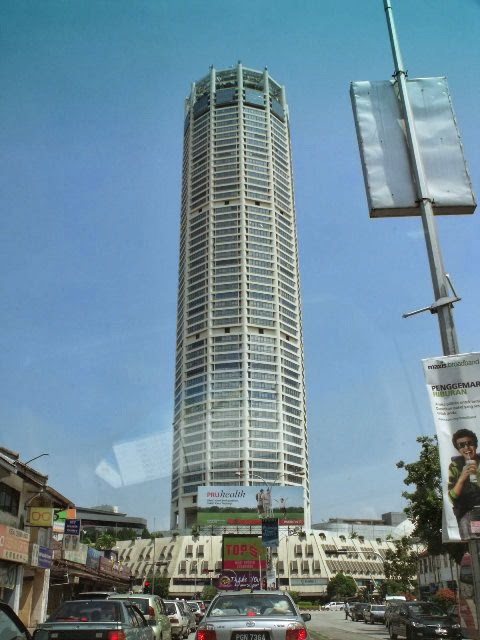 Menara-Komtar-Tower
