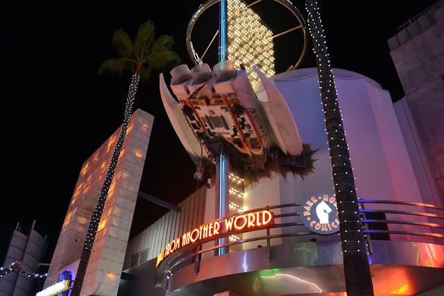 Universal Studio. CityWalk