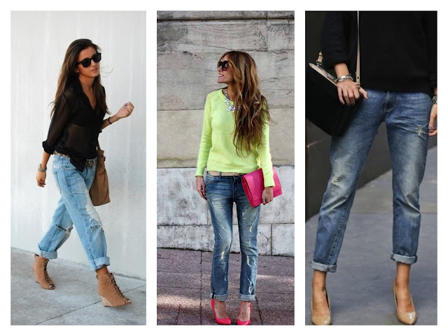 Social Wardrobe Fashion Bloggers Trends Boyfriend Jeans