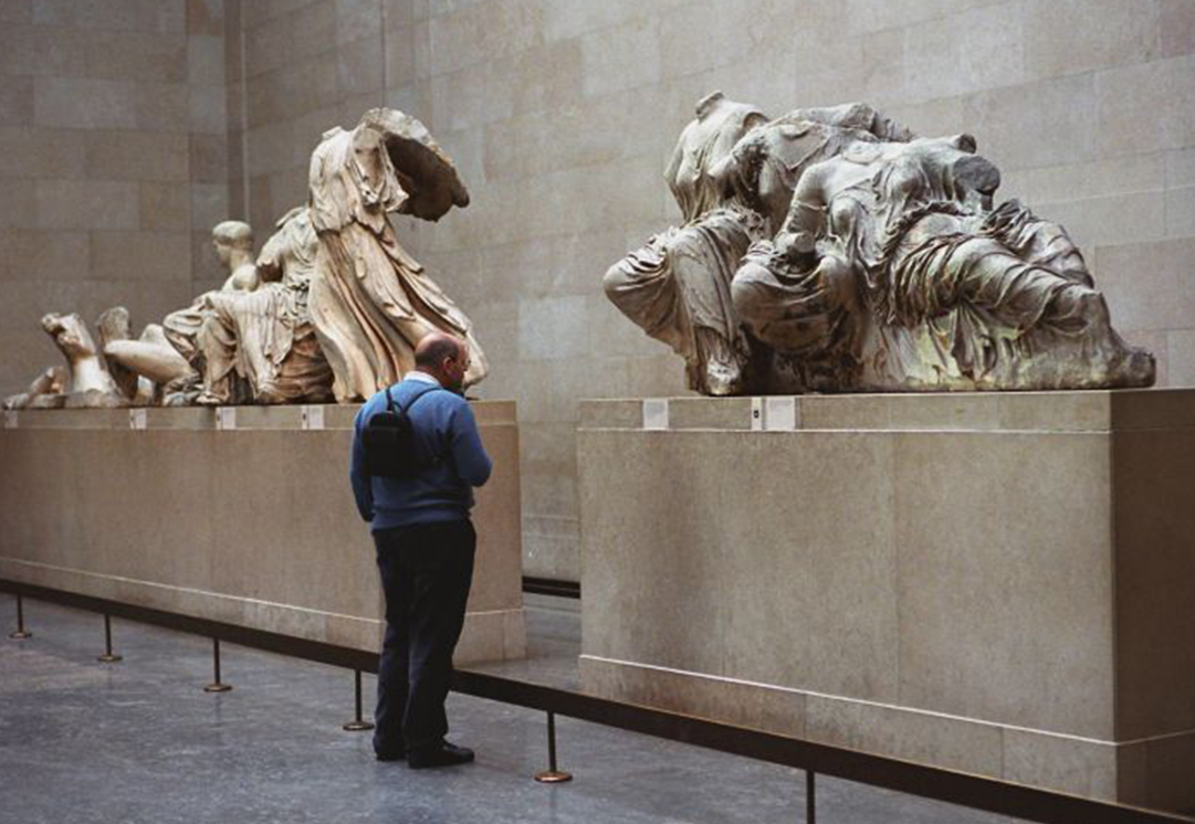 Southern Europe: Britain urged to begin talks on Parthenon marbles
