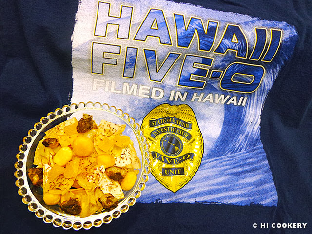 Hawaii 5-0 Trail Mix