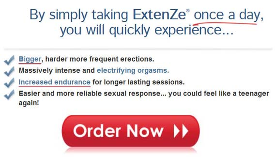 Extenze Male Enhancement Side Effects