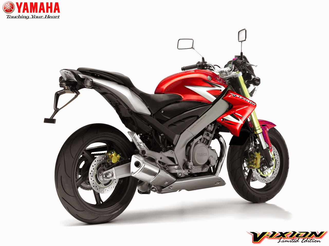 Modifikasi Touring Honda New Megapro