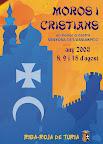 Cartel realizado para los Moros i cristians de Riba-roja de Turia