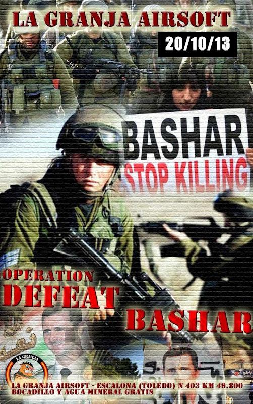 20/10/13 Operación Defeat Bashar - La Granja Airsoft - Partida abierta Bashar10%2520copia