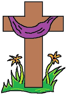 Easter Jesus Resurrection Coloring Pages by ChurchHouseCollection.com