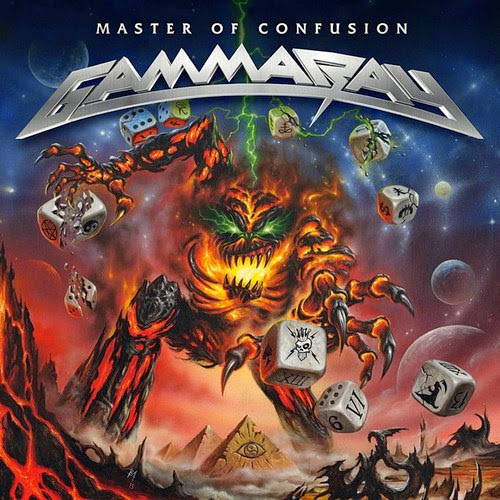 Gamma Ray - Master Of Confusion [Japanese Edition] (2013)