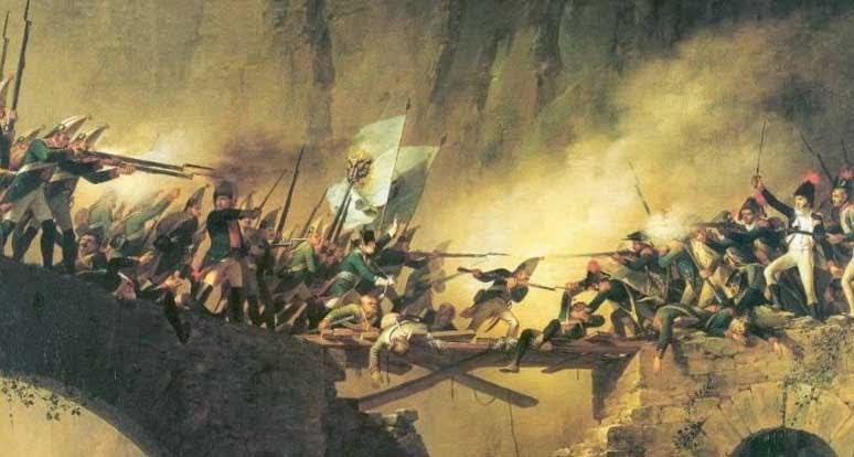 Битва на Чертовом мосту