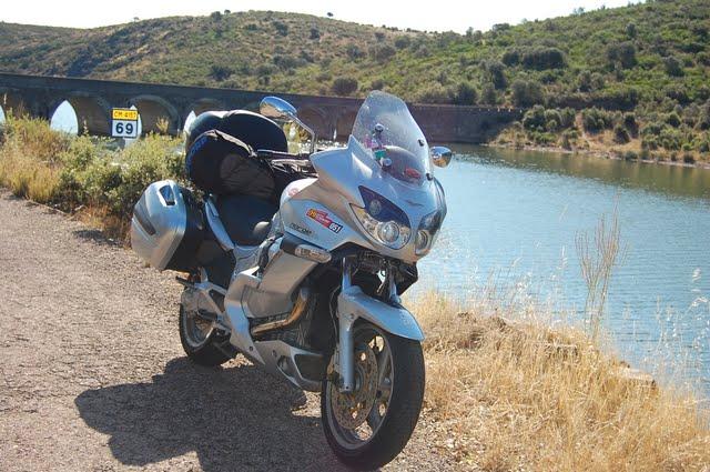 Camino a Faro. Río Estenilla