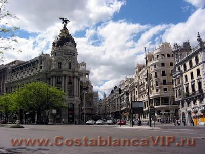 Мадрид, столица Испании, Испания, королевство Испании, Madrid, Spain, España, Castilla, CostablancaVIP, достопримечательности Мадрида, достопримечательности Испании