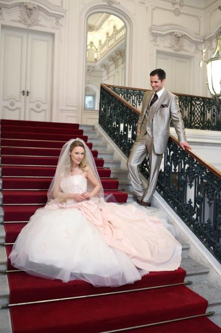 robe de mariee point mariage caen - Point Mariage Herblay