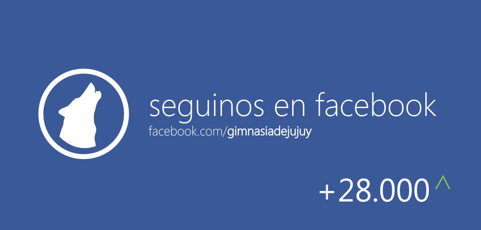 Gimnasia de Jujuy en Facebook