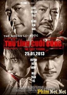 Phim Thủ Lĩnh Cuối Cùng - The Last Tycoon