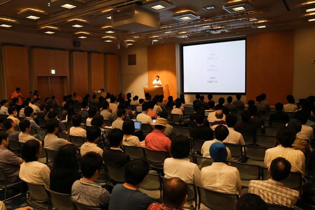 PHPカンファレンス関西2014の準...