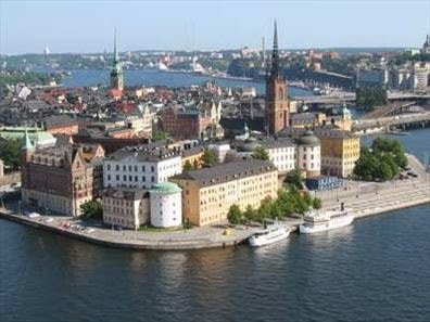 Stockholm cruise noord europa