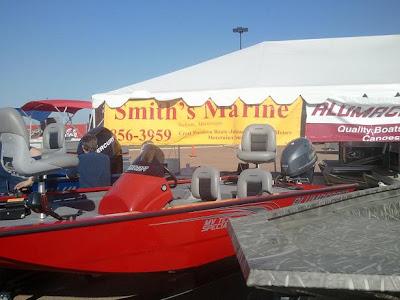 Ross barnett reservoir walmart boating fishing event for Walmart fishing boats