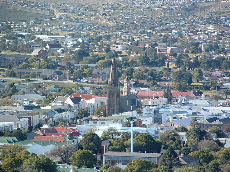 Grahamstown Sudáfrica South Africa Eastern Cape Province