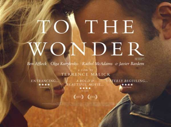 To the wonder, cartel