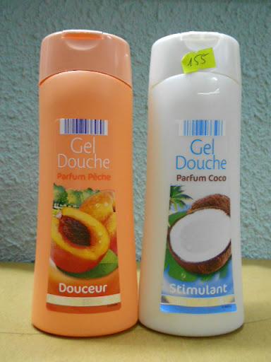 sữa tắm gel douche parfum coco