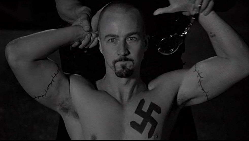 the american history x and the sutherlands theory Writing a paper on sociological perspectives of deviance in the film american history x already wrote some for differencial association theory such as how danny learns to be racist from derek, how derek is first introduced to racism by his father and how lamont helps derek become more open-minded.