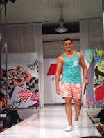 Kmart Men's Spring/Summer Fashion Launch 2013/2014
