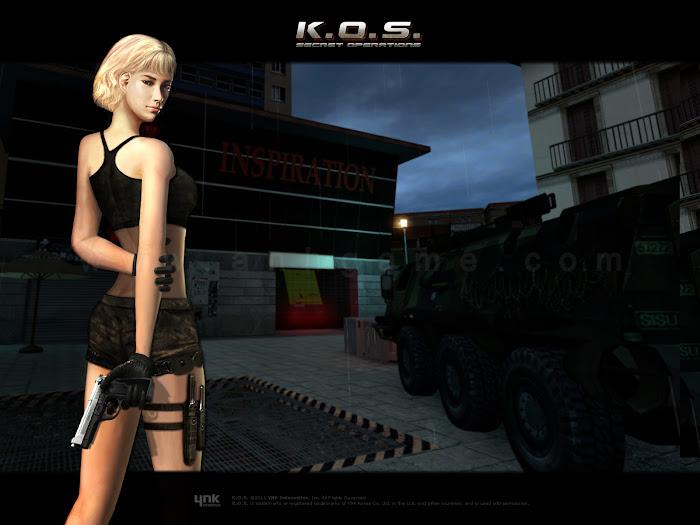 Hình nền game K.O.S Secret Operations - Ảnh 1