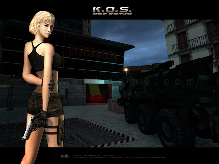 Hình nền game K.O.S Secret Operations