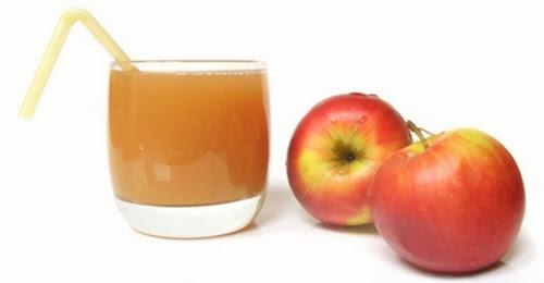 resep juice apel