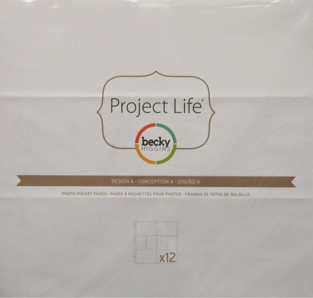 project life the folder page protectors