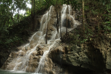 Sumerset Falls, Jamaica