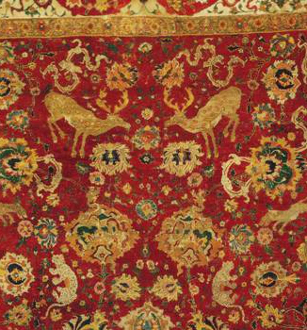Graphic Design In Persian Carpets