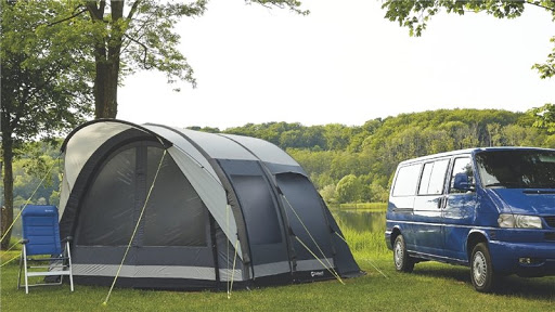 Outwell Hollywood Freeway Air Awning 2015 Smart Air