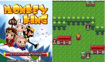 Monkey King [By Ozura Mobile] MK2