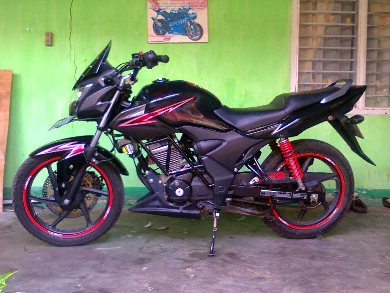 Adventure Motorcycle Modifikasi Motor Honda Cb150r | Short News Poster