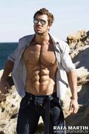 Rafa Martin - Super Sexy Six Pack Washboard Abs Fitness Model