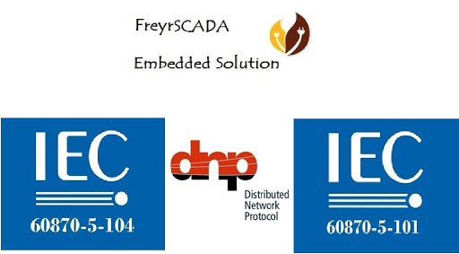 FreyrSCADA Embedded Solution - IEC 60870-5-104, DNP3, IEC