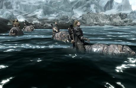 いざ氷海へ