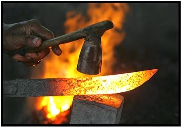 Resultado de imagen para forja de hierro