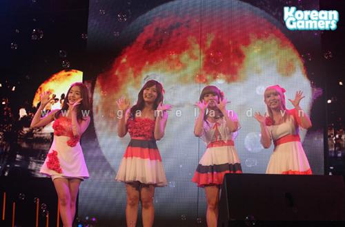 Sao Kpop hội tụ tại Dungeon & Fighter Festival 5
