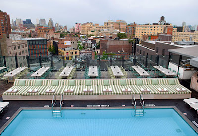 Pix N Pix Swim Laps Of Luxury Up On The Rooftop
