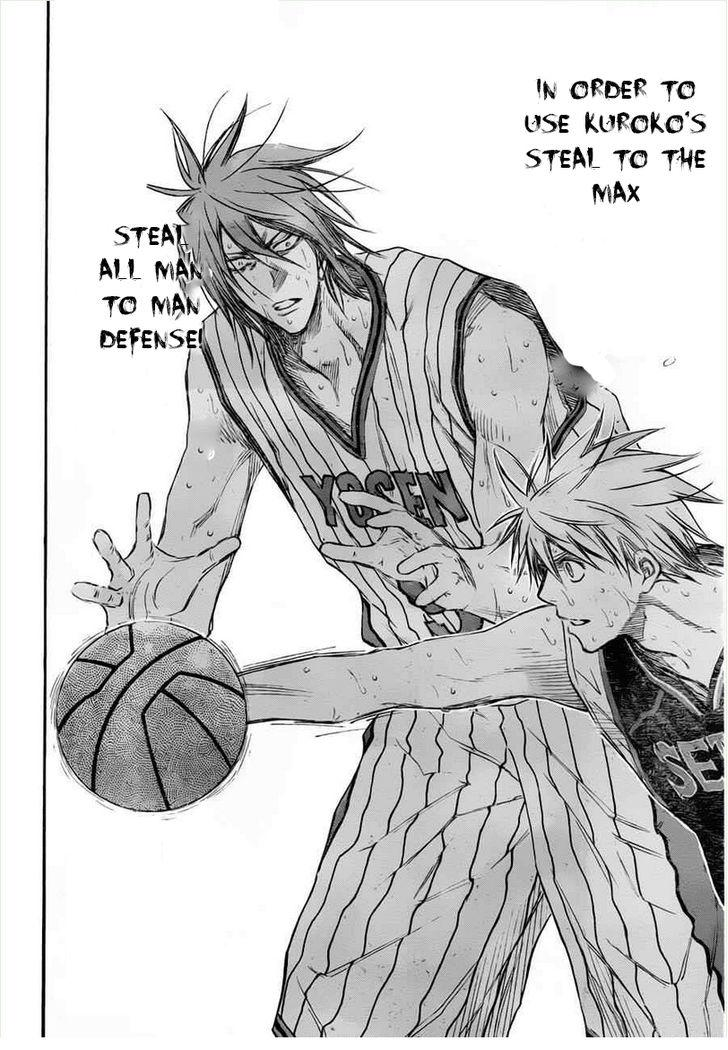 Kuroko no Basket Manga Chapter 159 - Image 17