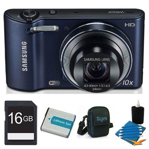 Low cost samsung wb30f smart wi fi digital camera black - Low cost camera ...