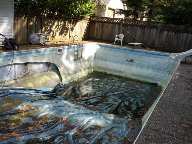 In ground pool restoration - Pool restoration ...