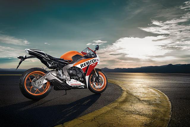 Honda CBR1000RR 2015